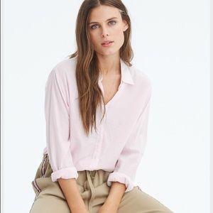 Xirena Beau shirt - Pale Pink - Size Small